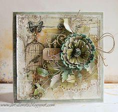 Dorota_mk: A new day - a new card :)