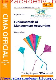 Cima official study books