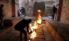 Palestinos y policías israelíes se enfrentaron de nuevo en la Explanada de las Mezquitas de Jerusalén, en el tercer y último día de las celebraciones del Año Nuevo judío.