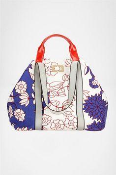 Large Kaya Printed Canvas Bag - DVF - LOVE!!!!