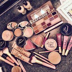 Imagem de makeup, too faced, and Brushes