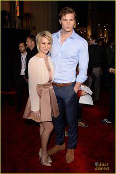 Chelsea Kane & Derek Theler: 'Thor 2' Premiere