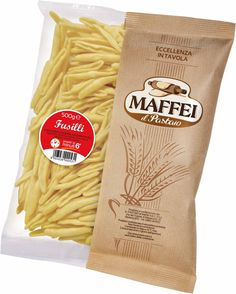 http://www.pastificiomaffei.it/ Fusilli maffei