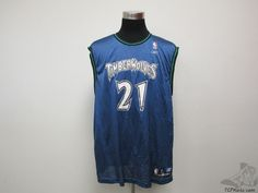 Reebok Minnesota Timberwolves Wolves Kevin Garnett #21 Basketball Jersey sz XL  #Reebok #MinnesotaTimberwolves  #tcpkickz