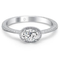 Siemer Jewelers - Timeless Designs R1323/OV6x4