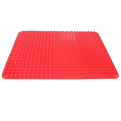 Pyramid Pan Non Stick Fat Reducing Silicone Cooking Mat Oven Baking Tray Sheets2 Packs -- Check this awesome product by going to the link at the image.