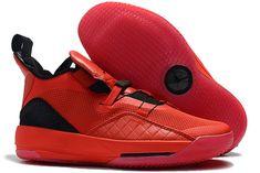 0326922df 2019 New Air Jordan 33 University Red Black-Sail-White AQ8830-600