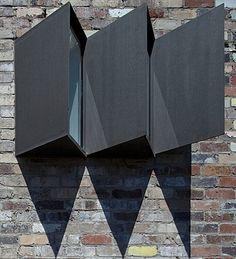 Steel window reveals. Best Windows, House Windows, Windows And Doors, Window Reveal, Steel Windows, Australian Architecture, Modern Door, Cladding, Contemporary Art