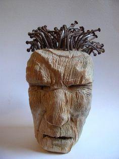 recyclage,art,assemblage,sculpture,gerard collas