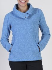 The Lillyput Fleece Pullover will keep you cozy and warm wherever your ...