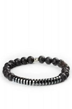 Metal Motifli Doğal Taşlı Bileklik Moda Mislina'da.. #men #fashion #bracelets #dogaltasbileklik #erkekmodasi #yenimodeller #products #moda #trend #bestof2015 #modamislina www.modamislina.com