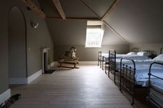See here's the other side of my dream loft... bedroom on one side, play room on the other!!!