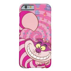 Cheshire Cat Barely There iPhone 6 Case by Disney