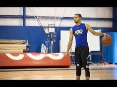 Basketball Training: Guard Clinic #InWorkweTrust - YouTube
