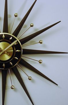 We actually had a clock similar to this in the 70's.... Mom remember??? Lol