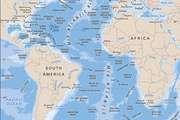 Antarctic Circumpolar Current | oceanography | Britannica Ocean Currents Map, Major Oceans, Tidal Power, Atlantic Ocean, Atlantis, North West, Milwaukee, Puerto Rico, History