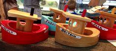 Floatie boats!
