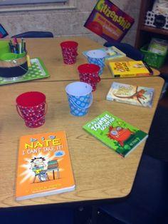 4th Grade Frolics: Reading Motivation