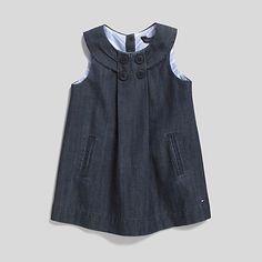 Image for DENIM DRESS from Tommy Hilfiger USA