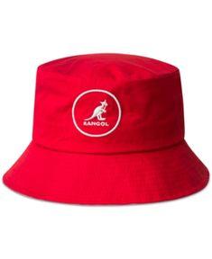 bdd72ec9581 KANGOL Kangol Bamboo Cut Off Bucket Hat.  kangol