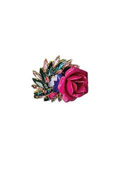 Erickson Beamon spring 2014 jewelry