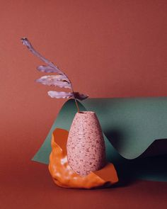 The Best Trends We're Loving For Vases and Ceramics Right Now: Excavation Vase by Wang & Soderstrom Design Club, Art Design, Design Ideas, Graphic Design, Object Photography, Still Life Photography, Product Photography, People Photography, Book Photography