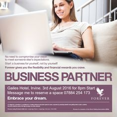Loving my new job if you are looking to earn extra income or to be in business FOR yourself but not BY yourself then come along!! Gailes Hotel, Irvine on 3rd August. Message me to reserve a seat x