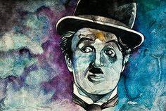 Chaplin by Scott Parker Framed Prints, Canvas Prints, Texture Art, Fine Art America, Tapestry, Charlie Chaplin, Wall Art, Artwork, Fun