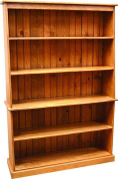 This wood bookcase looks very cute. It has a nice shape. The size and appearance are also worth mentioning.