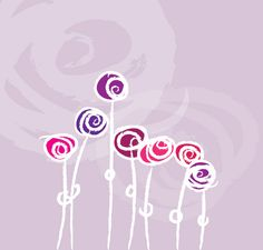 In Bloom, DryIcons.com #flowers #bloom #design #vector