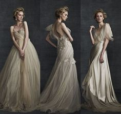 The Dress: Samuelle Couture | On the Brink - Courtney Kaye Official Jewelry Blog