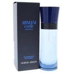 64f505bff Armani Code Colonia by Giorgio Armani for Men - 2.5 oz EDT Spray Giorgio  Armani Code