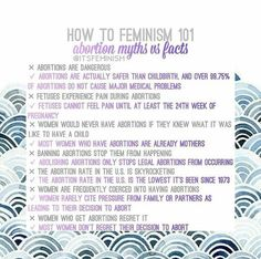 Abortion myths vs facts