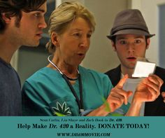 Help make Dr. 420, an indie stoner comedy starring Lin Shaye (There's Something About Mary, Kingpin, Insidious) & Naomi Grossman ('Pepper' from American Horror Story: Asylum), a reality!     Check out our Indiegogo crowdfunding campaign and Donate Today!    http://www.indiegogo.com/projects/dr-420-stoner-comedy-short-needs-your-help/x/626054      http://www.Dr420Movie.com    #420 #indiefilm #movies #films #comedy #stoner #crowdfunding