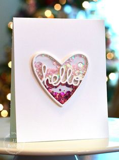 JJ Bolton {Handmade Cards}: Trio of Paper Smooches Cards & a Farewell