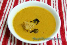 Ash gourd gravy with coconut (KuvaLe koddel)   Aayi's Recipes