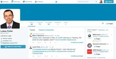 baker mckenzie lukas feiler twitter Interview, Lunge, Bmw, Vienna, Austria, Geek Stuff, Twitter, Landing Pages, Messages