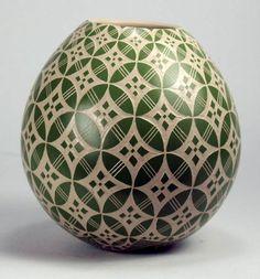 sgraffito pottery | Southwestern Sgraffito Pottery - Bing Images | pottery-sgrafitto