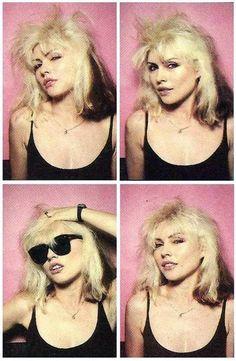 Debbie Harry's got wicked style