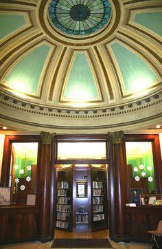Gregg Free Library, Wilton, NH