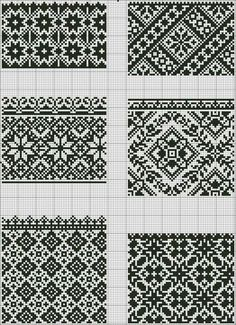 17 Best images about Fair Isle Fair Isle Knitting Patterns, Knitting Machine Patterns, Knitting Charts, Knitting Stitches, Knitting Designs, Cross Stitch Borders, Cross Stitch Samplers, Cross Stitch Designs, Cross Stitching