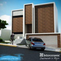La fachada es una parte importante de una casa, proyecta tu estilo desde afuera.