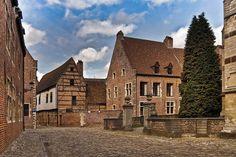 Groot Begijnhof te Leuven. Amazing!