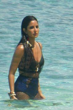 Katrina@photo shoot in beach
