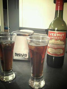 #Vermouth Martinez Lacuesta en el Bar Beitia #Logroño