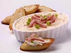 SPAM® Hot Cheesy Party Dip