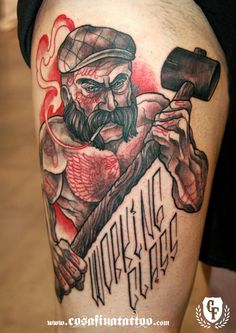 Working class ink