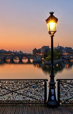 Twilight ~ Paris, France
