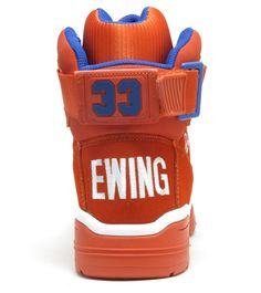 Ewing 33 Hi \u201cOrange Suede\u201d \u2013 Release Info   SneakerNews.com