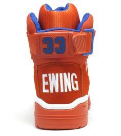 "Ewing 33 Hi ""Orange Suede"" – Release Info   SneakerNews.com"
